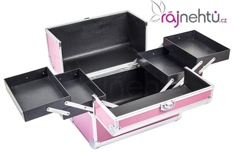 Kosmetické kufříky a kufry